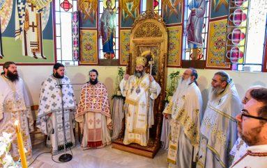 Η εορτή των Θεοστέπτων Βασιλέων Κωνσταντίνου και Ελένης στην Ι. Μ. Λαγκαδά (ΦΩΤΟ)