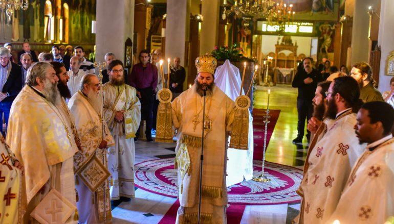 H εορτή της Αναλήψεως του Κυρίου στην Ι. Μ. Λαγκαδά (ΦΩΤΟ)