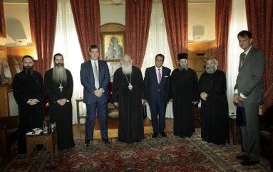 Αρχιεπίσκοπος Ιερώνυμος: «Η Ευρώπη δεν είναι της αλληλεγγύης, αλλά της εκμετάλευσης» (ΦΩΤΟ)