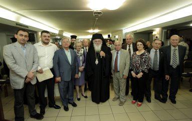 Ο Αρχιεπίσκοπος στην εκδήλωση της Διεθνούς Ημέρας Μουσείων (ΦΩΤΟ)
