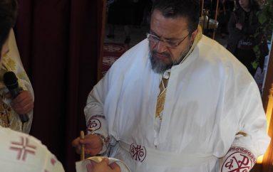 ΟΜητροπολίτης Μεσσηνίας εγκαινίασε Ι. Ναό στο Χατζή (ΦΩΤΟ)