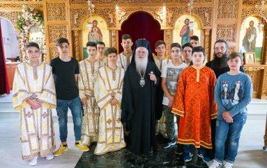 Πανηγύρισε ο Ι. Ναός Αναλήψεως του Σωτήρος Βεροίας (ΦΩΤΟ)