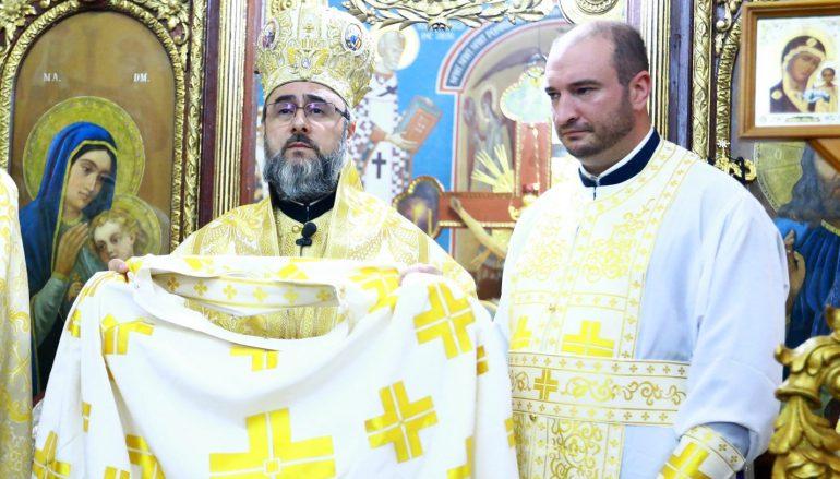 Χειροτονία Πρεσβυτέρου στο Πατριαρχείο Ρουμανίας (ΦΩΤΟ)