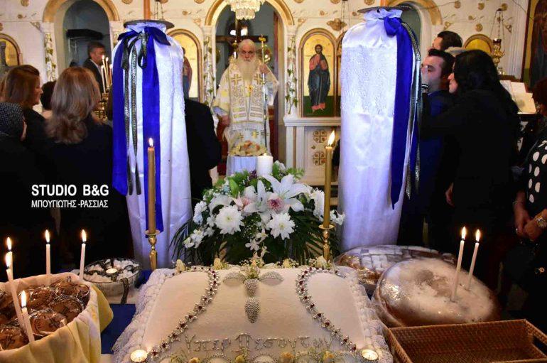 Μνημόσυνο για τους εκτελεσθέντες Έλληνες στο χωριό Λίμνες Αργολίδος (ΦΩΤΟ)