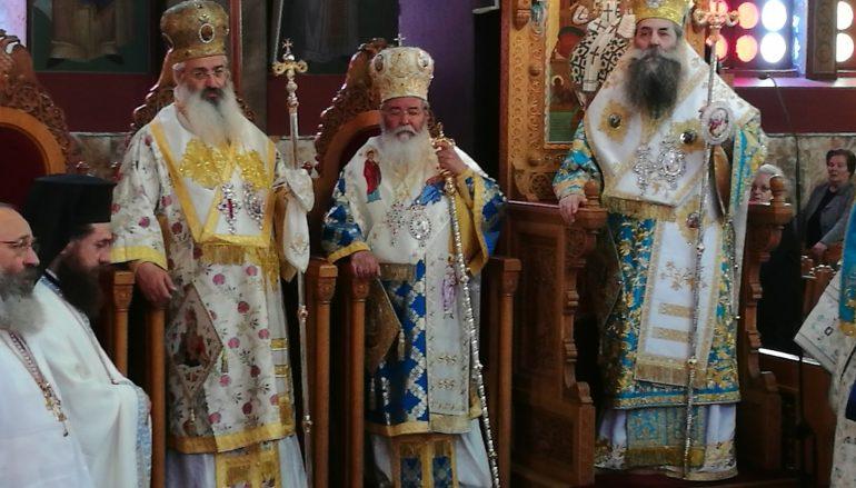 Εορτάσθηκε η 97η επέτειος των «Ελευθερίων» της Αλεξανδρούπολης (ΦΩΤΟ)