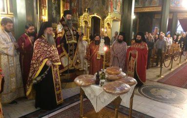 Τιμήθηκε για πρώτη φορά η μνήμη του Αγίου Μελετίου Κίτρους (ΦΩΤΟ)