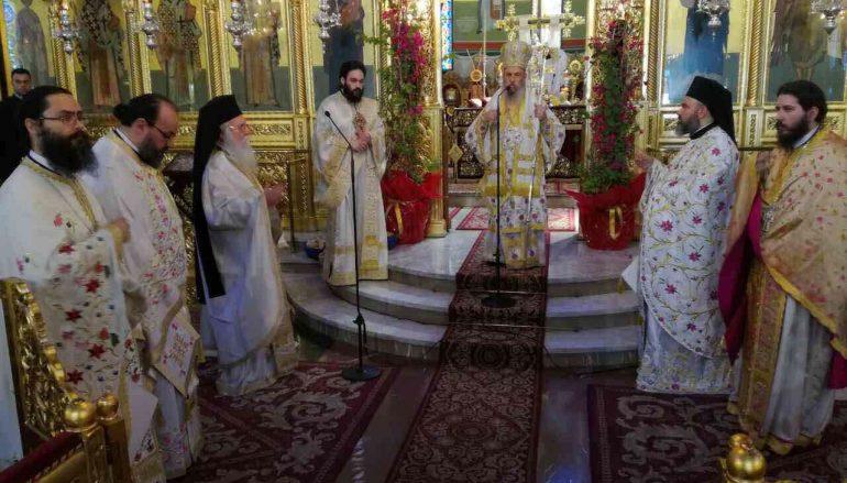 Κυριακή της Σαμαρείτιδος στον Άγιο Νικόλαο Λαρίσης (ΦΩΤΟ)