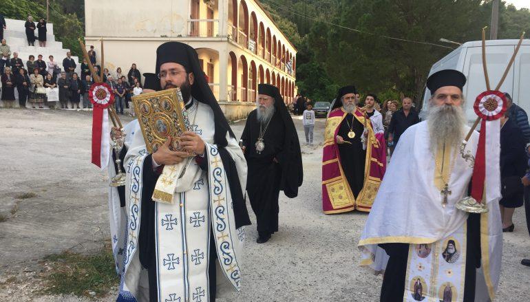Η εορτή του Αγίου Νικολάου στα Σπάτα Αχαΐας (ΦΩΤΟ)