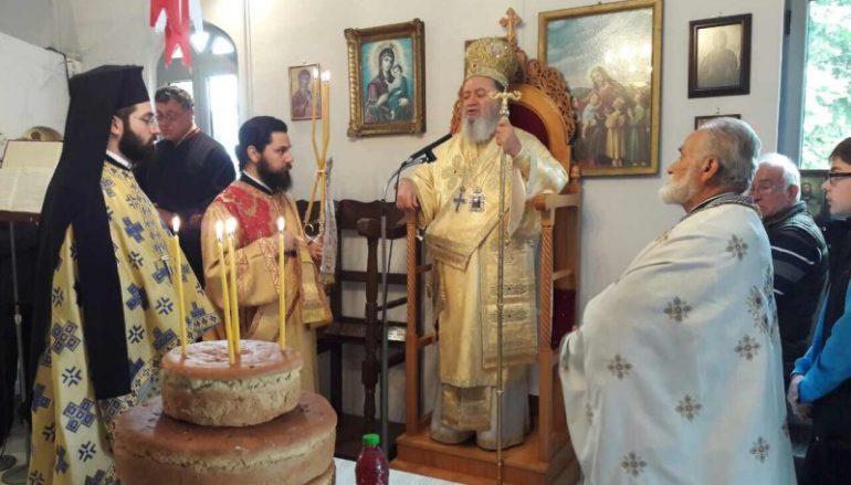 Η εορτή του Αγίου Ιερεμία στην Ι. Μ. Χαλκίδος (ΦΩΤΟ)