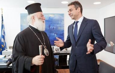 Πατριάρχης Αλεξανδρείας: «Με γνωρίσατε έναν ιεραπόστολο και συνεχίζω να είμαι» (ΦΩΤΟ)