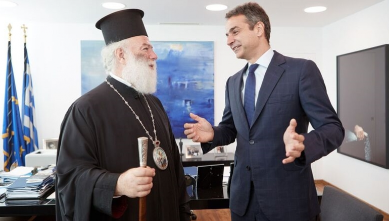 """Πατριάρχης Αλεξανδρείας: """"Με γνωρίσατε έναν ιεραπόστολο και συνεχίζω να είμαι"""" (ΦΩΤΟ)"""