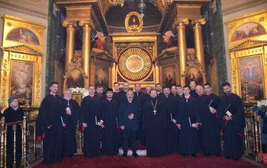 Ο Βυζαντινός Χορός Χανίων στη Μόσχα (ΦΩΤΟ)