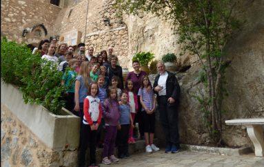 Προσκυνηματική εκδρομή του Κατηχητικού Σχολείου Αγίου Βασιλείου Τρίπολης  (ΦΩΤΟ)