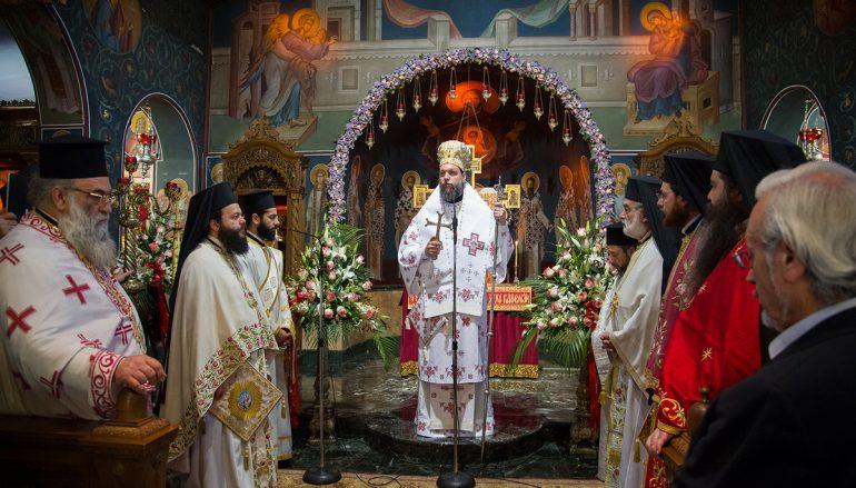 Η Εορτή της Οσίας Ματρώνης στην Ι.Μ. Νέας Ιωνίας (ΦΩΤΟ)