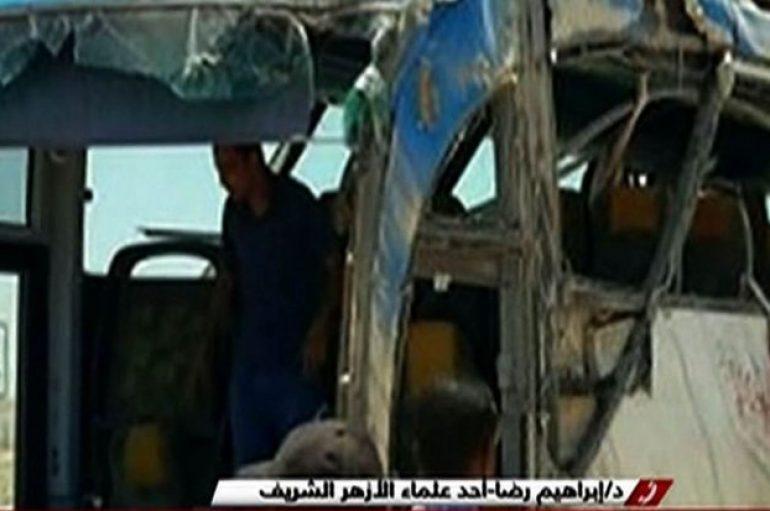 Επίθεση σε λεωφορείο που μετέφερε Χριστιανούς Κόπτες στην Αίγυπτο