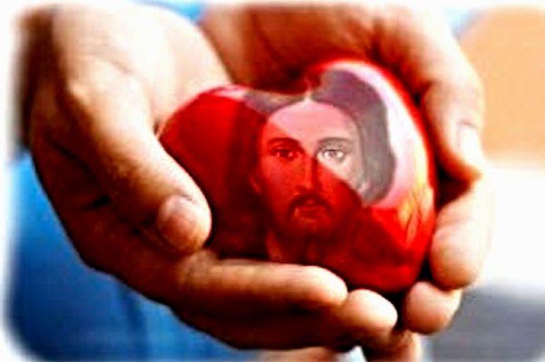 """""""Αγάπη είναι ….!"""" του Καθηγουμένου της Ι. Μονής Εσφιγμένου"""