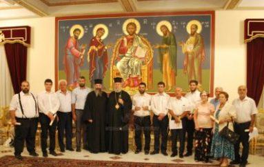 Η Σχολή Βυζαντ. Μουσικής της Ι. Α. Κύπρου απένειμε πτυχία