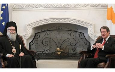 Ο Πατριάρχης Αντιοχείας για την προστασία των Χριστιανών της Μέσης Ανατολής