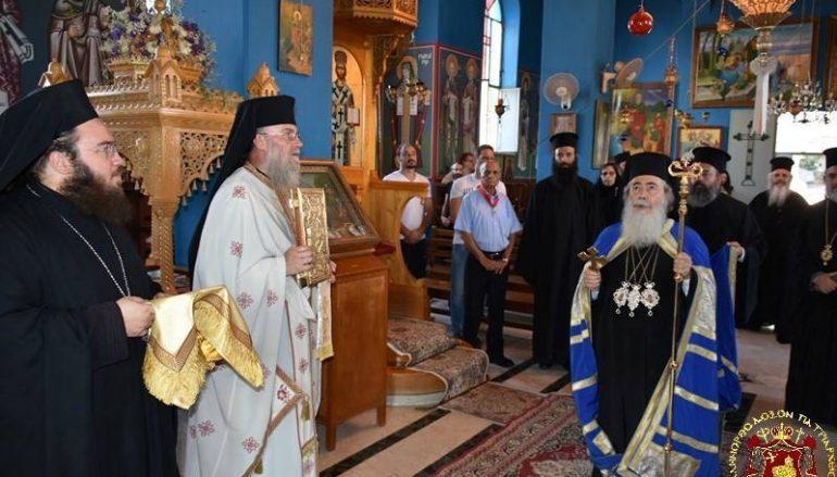 Η εορτή του Αγίου Ελισαίου στα Ιεροσόλυμα (ΦΩΤΟ)
