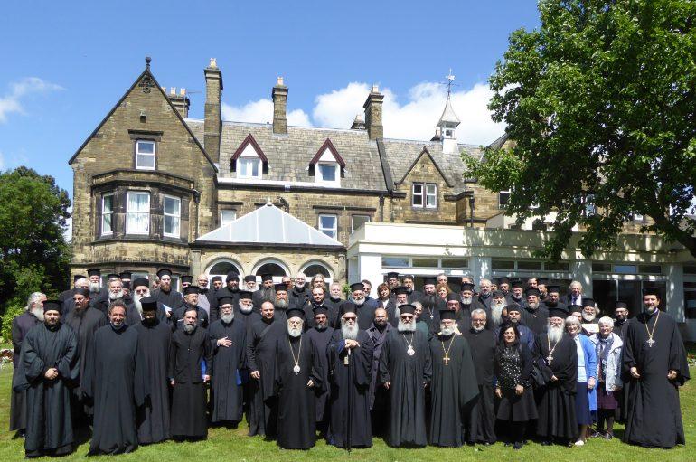 Ετήσιο Ιερατικό Συνέδριο της Ι. Αρχιεπισκοπής Θυατείρων (ΦΩΤΟ)