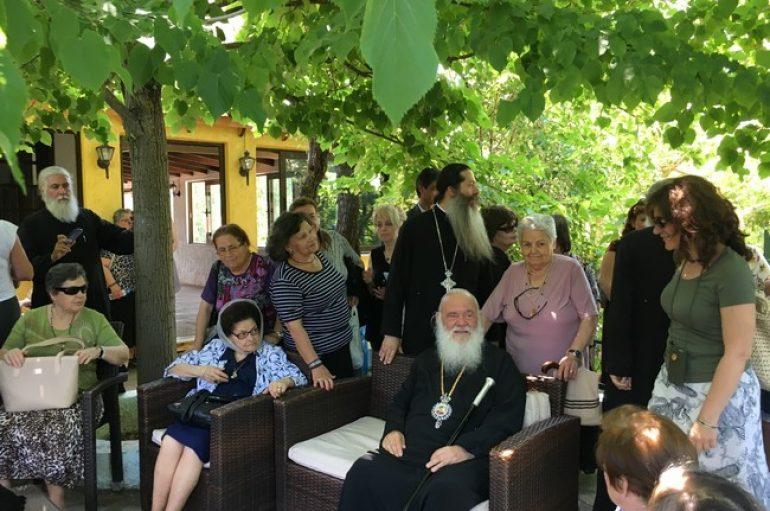 Αρχιεπίσκοπος: «Ο εγωισμός είναι το πρόβλημα της εποχής μας» (ΦΩΤΟ)