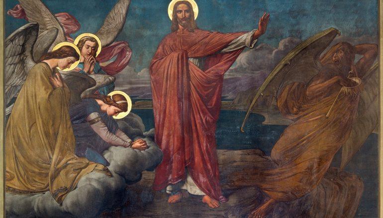 «H επιτυχία του καπιταλισμού και οι πειρασμοί του Χριστού»