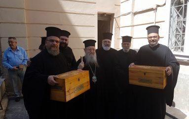 Οστά Αρχιερέων επέστρεψαν στην Ι. Μ. Διδυμοτείχου (ΦΩΤΟ)