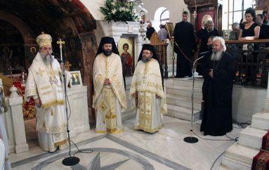 Η τελευταία Κυριακή της Αγίας Ελένης στην Ελλάδα (ΦΩΤΟ)