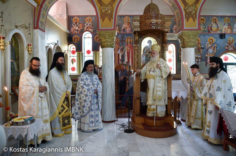 Η εορτή του Αγίου Νικολάου Καβάσιλα στην Ι. Μ. Βεροίας (ΦΩΤΟ)