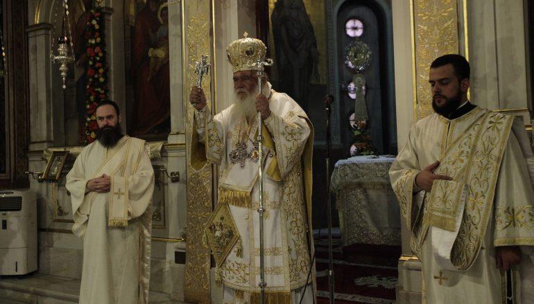 Η Εκκλησία της Ελλάδος τίμησε τον ιδρυτή της Απόστολο Παύλο (ΦΩΤΟ)
