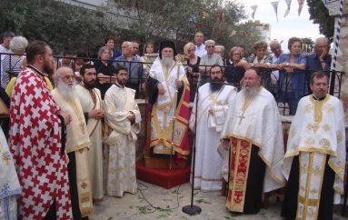 Η Κωμόπολη των Αγίων Θεοδώρων Κορινθίας εόρτασε τον Πολιούχο της (ΦΩΤΟ)