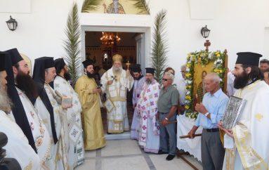Η εορτή του Αγίου Αθανασίου του Παρίου στον Κώστο της Πάρου (ΦΩΤΟ)