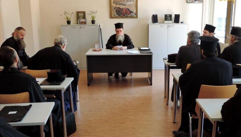 Ολοκληρώθηκε ο κύκλος σεμιναρίων επιμόρφωσης των Κληρικών στην Ι. Μ. Άρτης