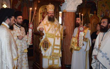 Η εορτή της Αγίας Φεβρωνίας στην Ι. Μ. Μεγάρων (ΦΩΤΟ)