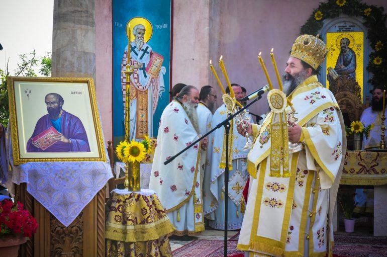 Η εορτή των Πρωτοκορυφαίων Αποστόλων στο Δερβένι Λαγκαδά (ΦΩΤΟ)