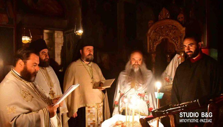 Οι Μυκήνες εόρτασαν την Παναγία του Καζάν (ΦΩΤΟ – ΒΙΝΤΕΟ)
