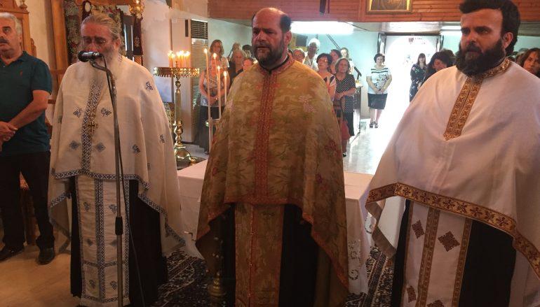 Το Γενέθλιον του Αγίου Ιωάννου του Προδρόμου στην Ι. Μ. Ηλείας (ΦΩΤΟ)