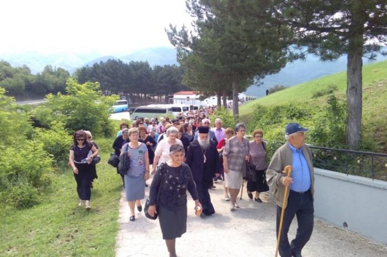 Προσκυνηματική εκδρομή της Ι. Μ. Γρεβενών στις Σέρρες (ΦΩΤΟ)