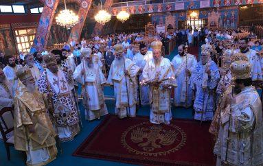 Η Εκκλησία της Κύπρου εόρτασε τον Ιδρυτή της Απόστολο Βαρνάβα (ΦΩΤΟ)