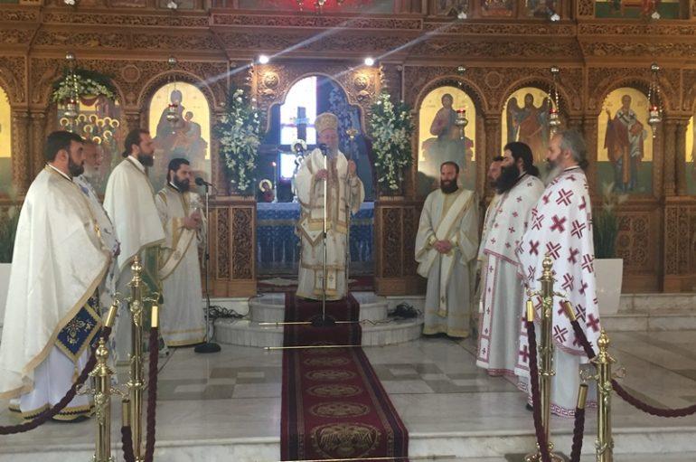 Η εορτή των Αγίων Αποστόλων στη Νέα Αρτάκη Χαλκίδος (ΦΩΤΟ)