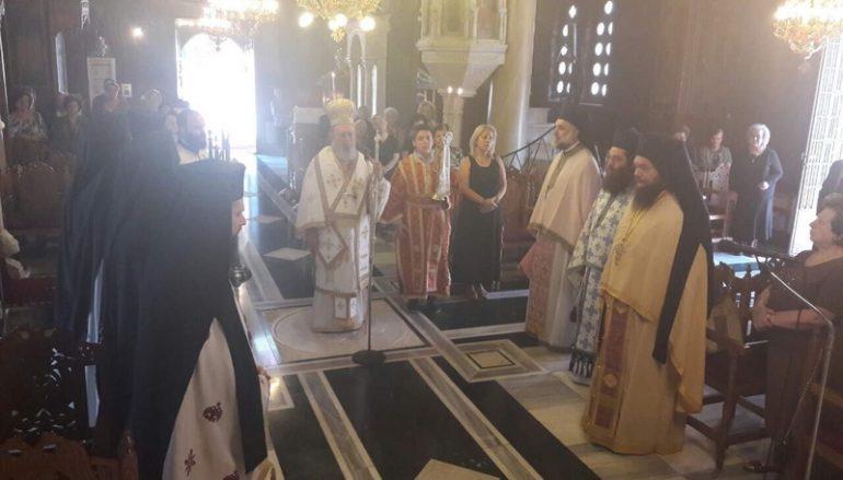 Η εορτή του Αγίου Μεθοδίου Ολύμπου στη Νέα Αρτάκη (ΦΩΤΟ)