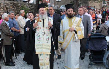 Η Ι. Μ. Χαλκίδος εόρτασε την εορτή του Αγίου Πνεύματος (ΦΩΤΟ)