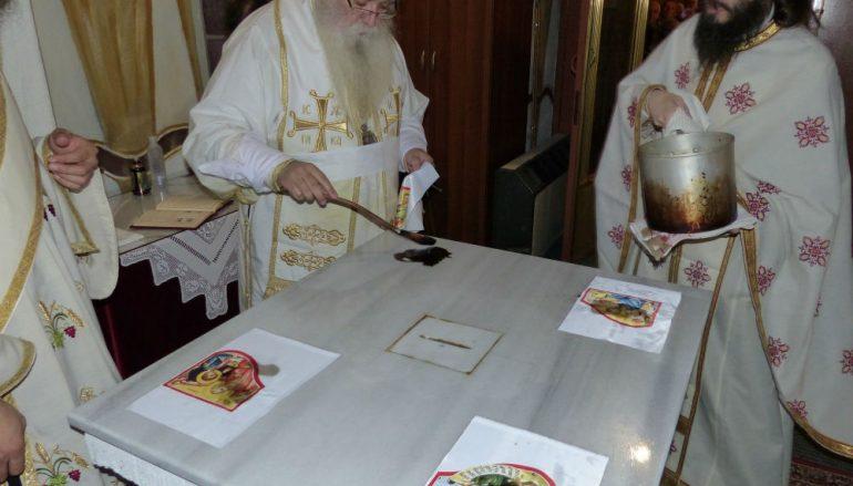 Εγκαίνια Ι. Παρεκκλησίου του Αγίου Παϊσίου του Αγιορείτου (ΦΩΤΟ)