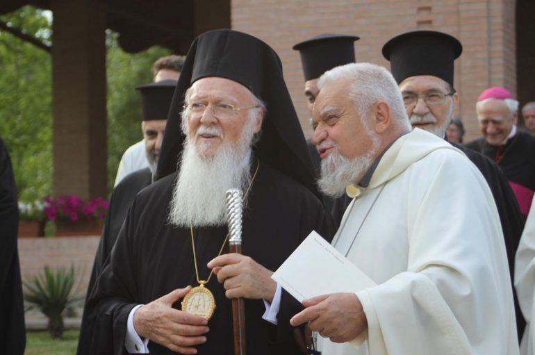 Ο Οικ. Πατριάρχης Βαρθολομαίος στη Μονή Bose το Σεπτέμβριο