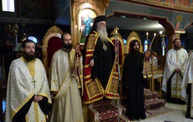 Πάντων των Αγίων η ιερά μνήμη στην Καστοριά (ΦΩΤΟ)