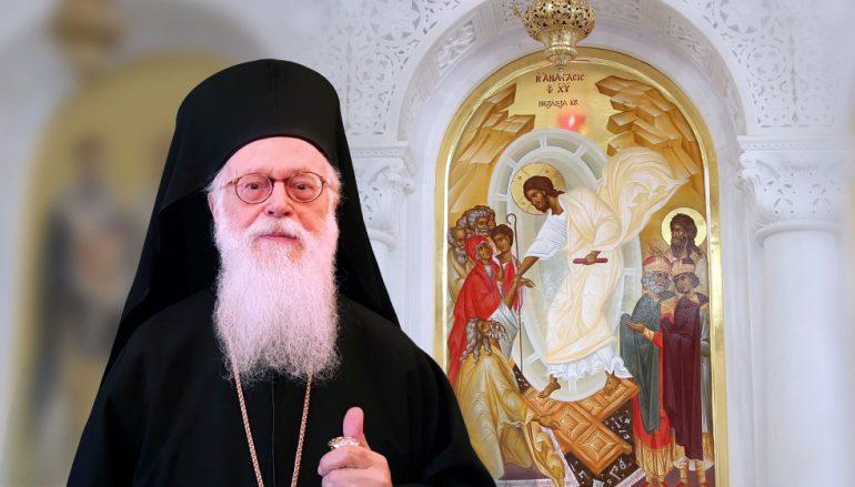 Στη Κεφαλονιά τον Αύγουστο ο Αρχιεπίσκοπος Αλβανίας