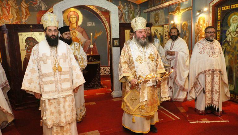 Η εορτή του Αγίου Λουκά στο Βελιγράδι (ΦΩΤΟ)