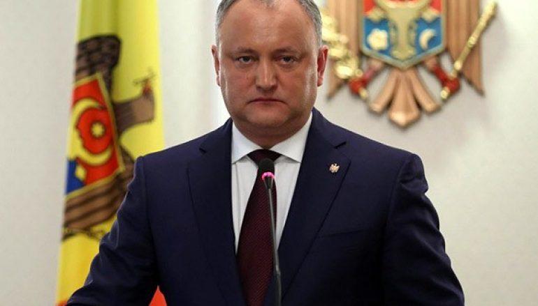 Το Άγιον Όρος θα επισκεφθεί ο Πρόεδρος της Μολδαβίας