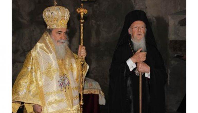 Πατριαρχική Θ. Λειτουργία στη Σινασό της Καππαδοκίας (ΦΩΤΟ)