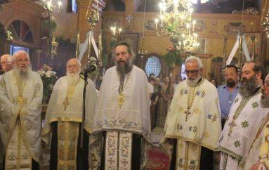 Πανηγυρικός Εσπερινός του Αγίου Πνεύματος στην Κέρκυρα (ΦΩΤΟ)
